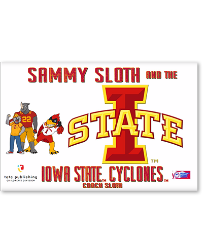 Sammy Sloth and the Iowa State Cyclones