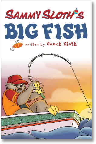 Sammy Sloth's Big Fish